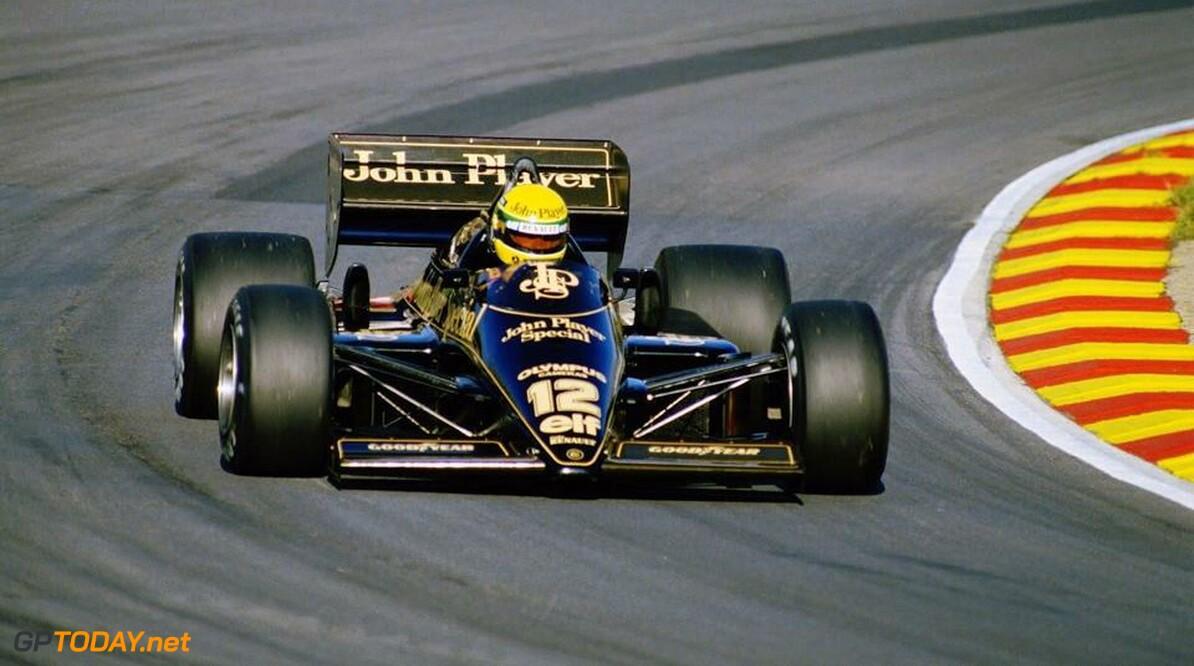 <b>Ayrton Senna Special</b>: De auto 3 - Lotus 98T Renault (1986)