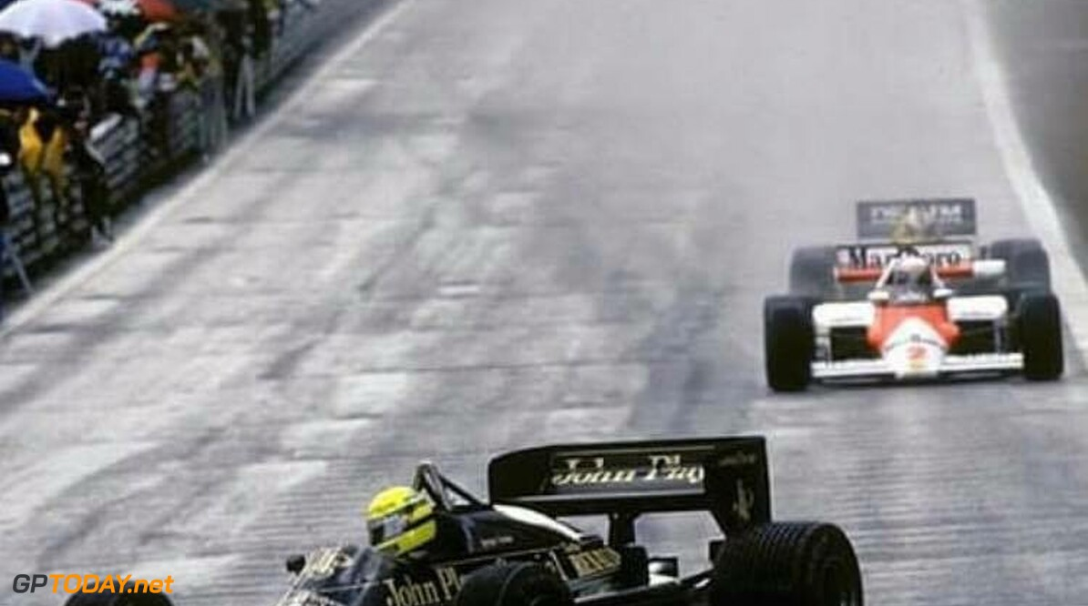 <strong>Ayrton Senna Special:</strong> Part 19 - Ayrton with Lotus - Many podiums and a victory at Spa-Francorchamps