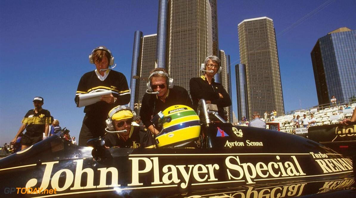 <strong>Ayrton Senna Special:</strong> Part 21 - Second year at Lotus - A good start and the lead in the championship after Detroit (1986)