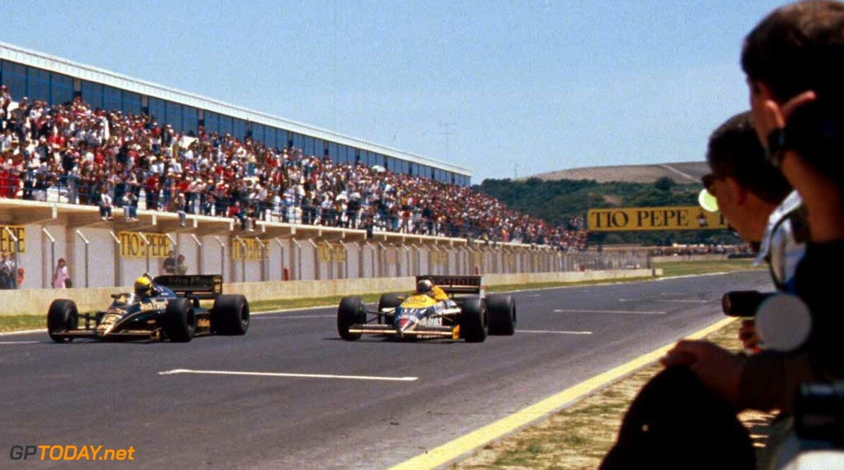 <strong>Ayrton Senna Special:</strong> Part 20 - Second year at Lotus - Titanium competition with Nigel Mansell in Spain (1986)