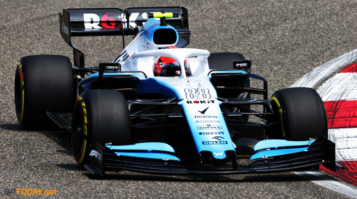Kubica boosted by 'different' feeling of Williams FW42