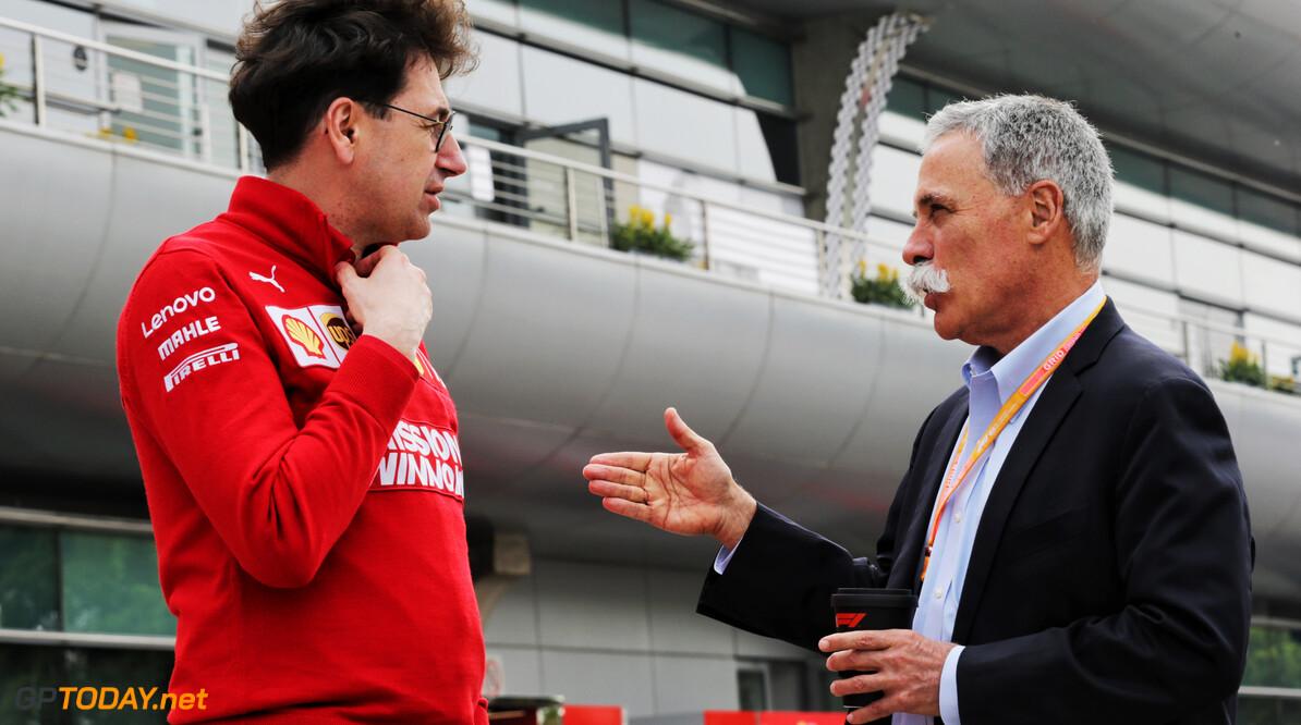 Liberty laat Formule 1 in de steek door Ferrari veto te laten behouden