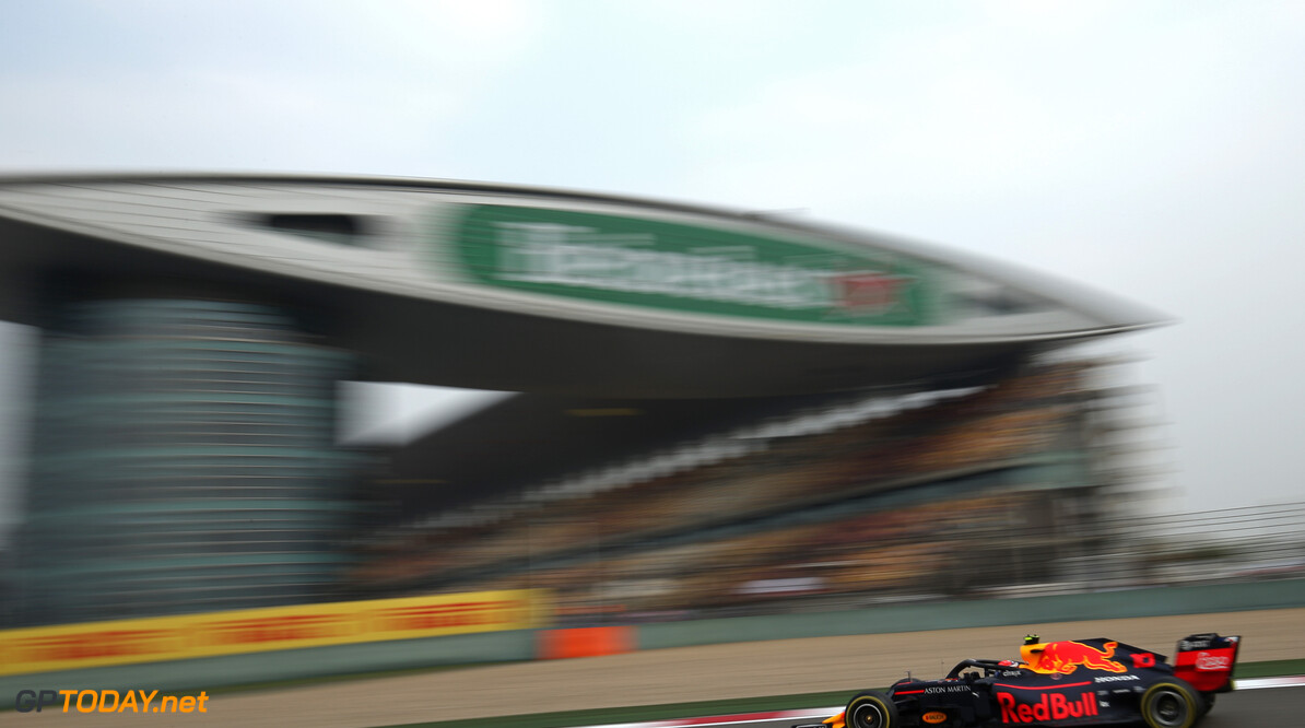 Formula One World Championship Pierre Gasly (FRA), Red Bull Racing  12.04.2019. Formula 1 World Championship, Rd 3, Chinese Grand Prix, Shanghai, China, Practice Day. - www.xpbimages.com, EMail: requests@xpbimages.com - copy of publication required for printed pictures. Every used picture is fee-liable. (C) Copyright: Charniaux / XPB Images Motor Racing - Formula One World Championship - Chinese Grand Prix - Practice Day - Shanghai, China xpbimages.com Shanghai China  Formel1 Formel F1 Formula 1 Formula1 GP Grand Prix one Shanghai International Circuit China Chinese Shanghai April Friday 12 04 4 2019 Action Track