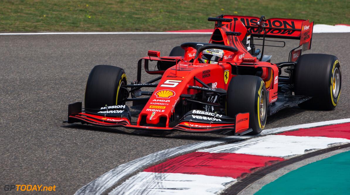 Vettel defends overtaking move on Verstappen
