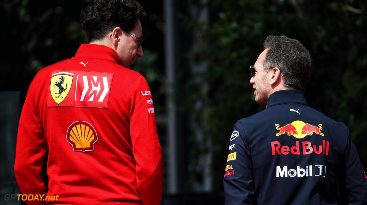 Horner ontkent dat hij twijfels heeft over Ferrari-brandstof