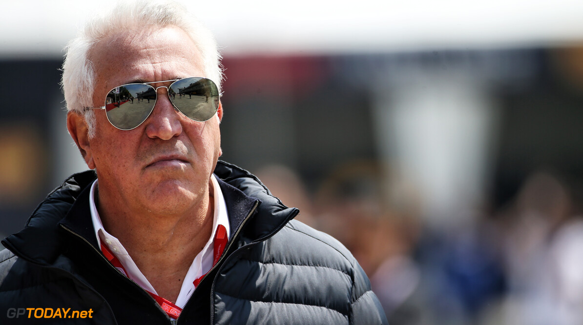 Lawrence Stroll 'the most motivated person in the garage' - Perez