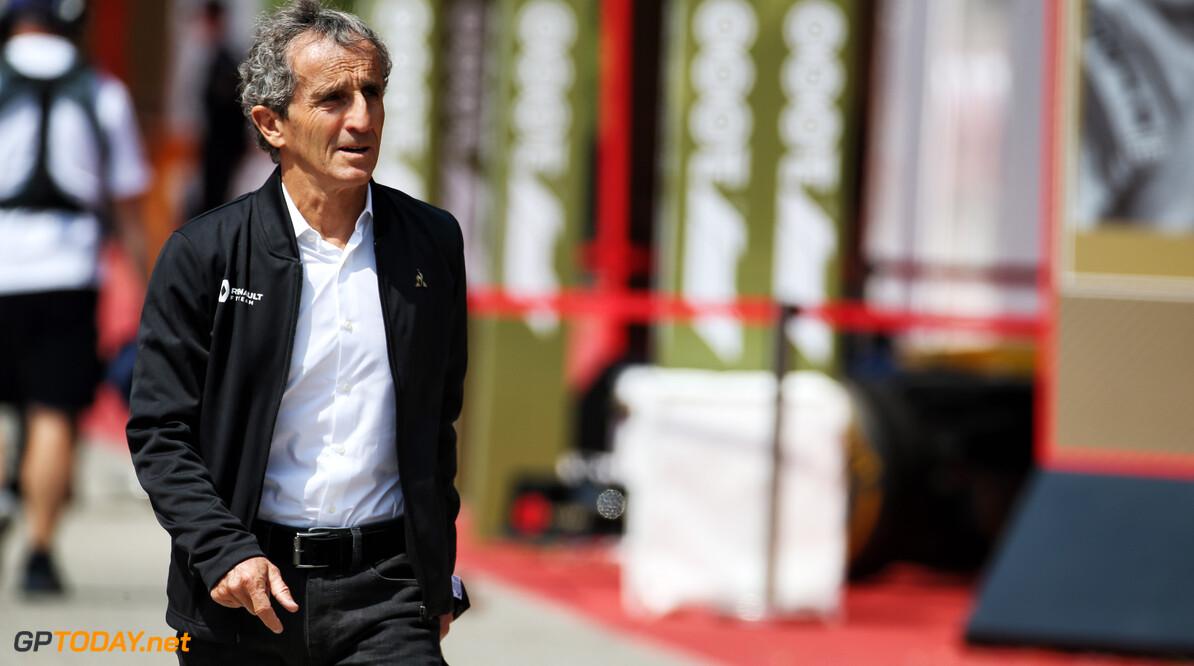 """Alain Prost: """"Renault heeft 'een van de beste motoren' in de Formule 1"""""""