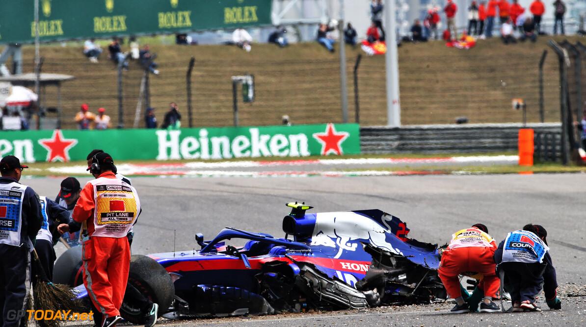Franz Tost wilde een agressieve Albon zien tijdens de Chinese Grand Prix