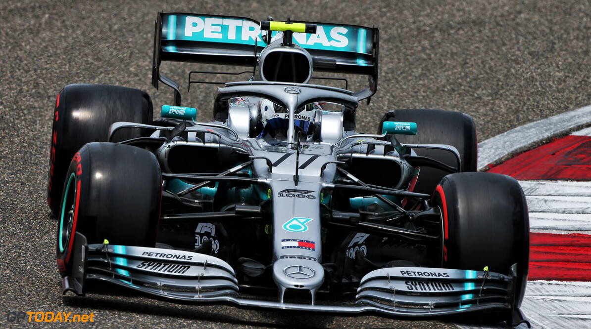 <strong>Qualifying</strong>: Bottas edges out Hamilton to take pole in China