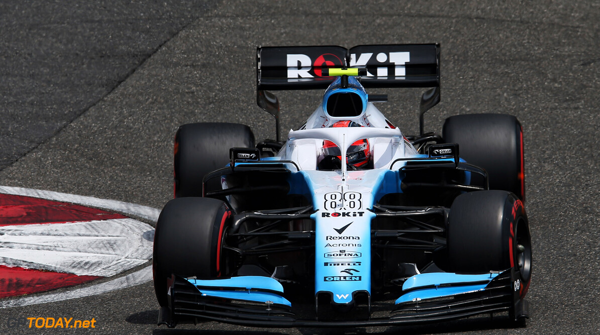 'Pace much better than it looks' - Kubica
