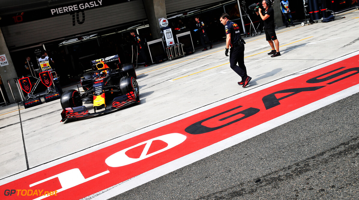 Red Bull confident Gasly has 'made a step forward'