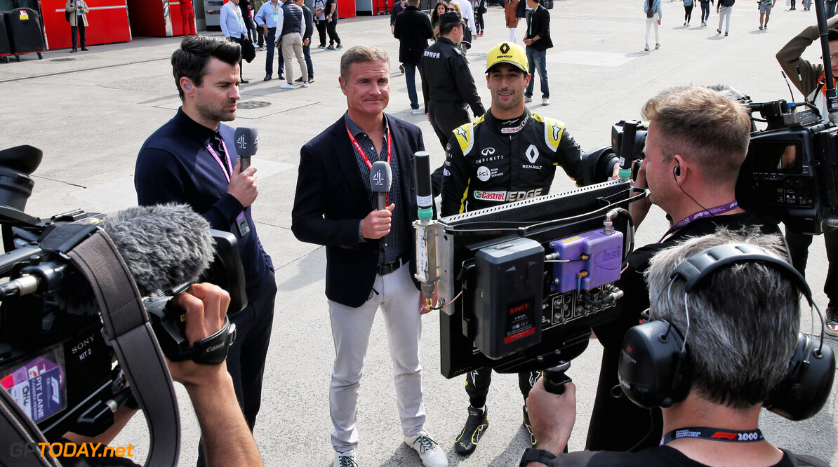 W Series en Channel 4 strikken Coulthard en Kravitz voor presentatieteam