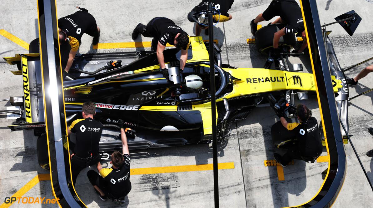 Daniel Ricciardo scoort eerste punten met Renault