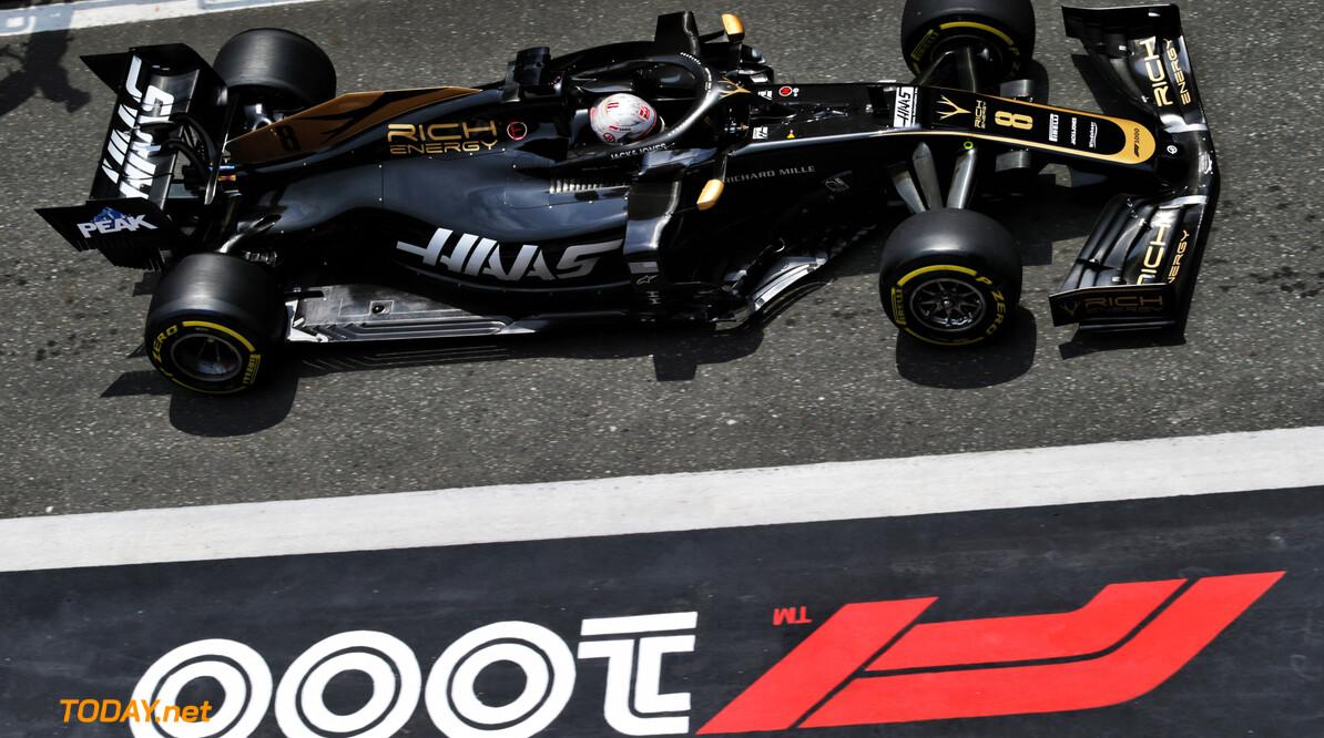 """Haas-coureurs begrijpen het niet: """"We waren er na twee ronden al niet meer bij"""""""