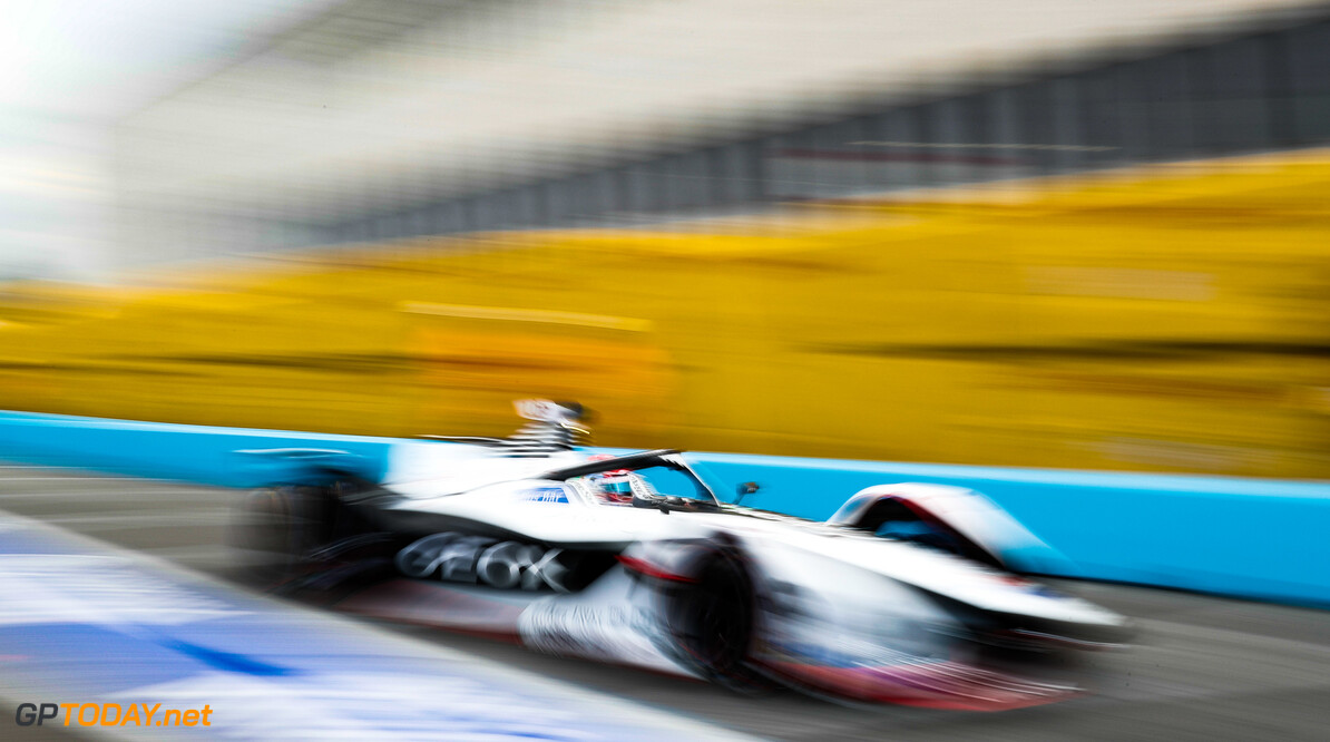 2019 Rome E-prix CIRCUITO CITTADINO DELL'EUR, ITALY - APRIL 12: Jose Maria Lopez (ARG), GEOX Dragon Racing, Penske EV-3 during the Rome E-prix at Circuito Cittadino dell'EUR on April 12, 2019 in Circuito Cittadino dell'EUR, Italy. (Photo by Alastair Staley / LAT Images) 2019 Rome E-prix Alastair Staley  Italy  action electric FE open wheel