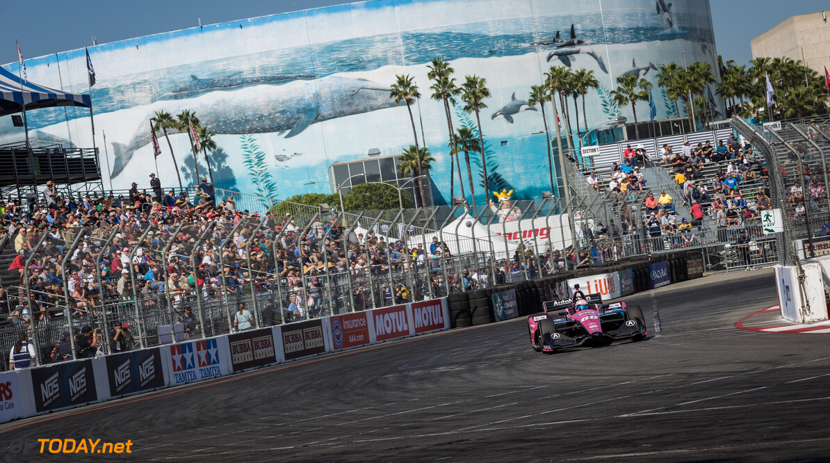 INDYCAR Acura GP of Long Beach  Stephen King Long Beach United States of America  2019 AcuraGPLB INDYCAR NTT