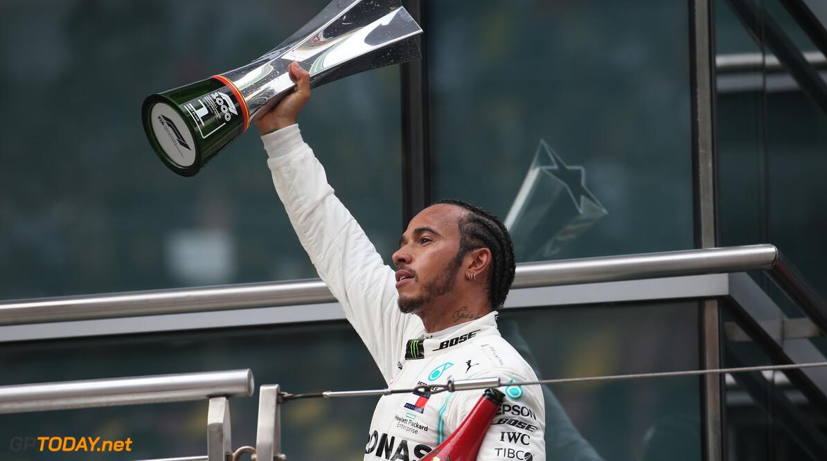 Berger ziet Hamilton als enige coureur op zelfde niveau als Senna