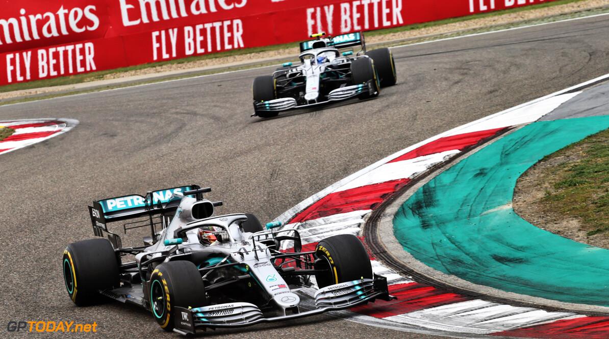 'F1 overweegt tweedaagse Chinese GP tussen Brazilië en Abu Dhabi'
