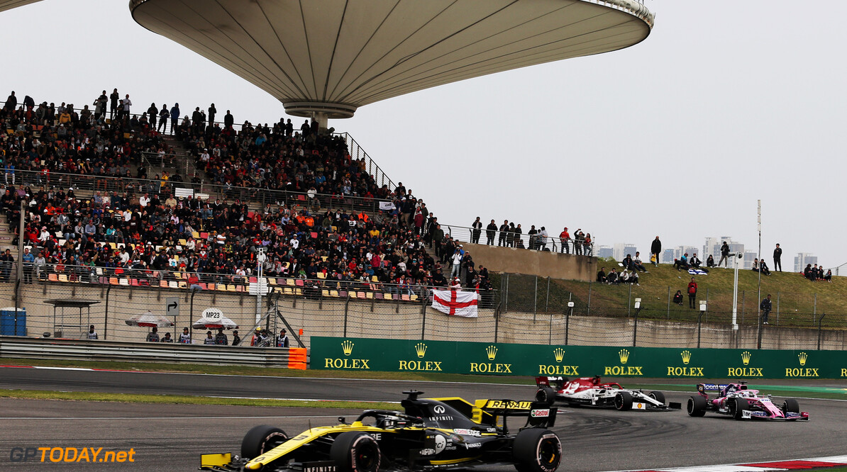 Chinese Grand Prix considered for F1 double-header