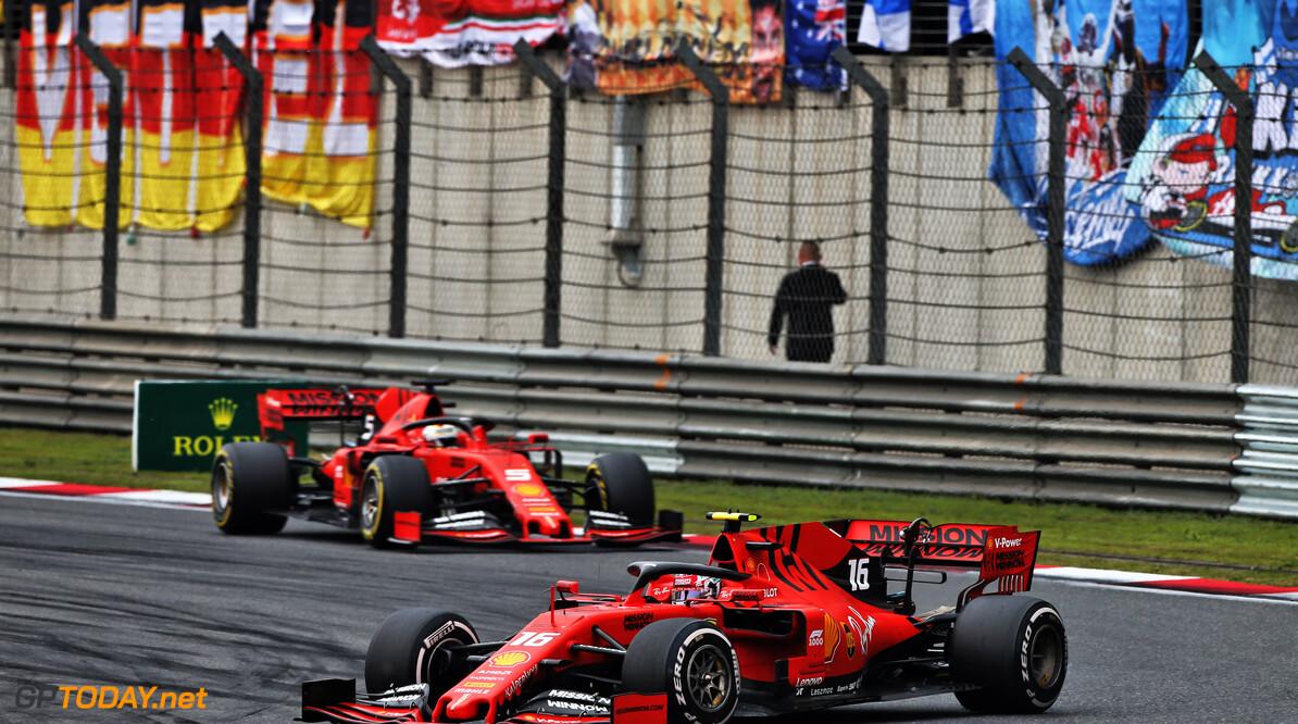 Ferrari is niet de juiste weg in geslagen volgens Nico Rosberg