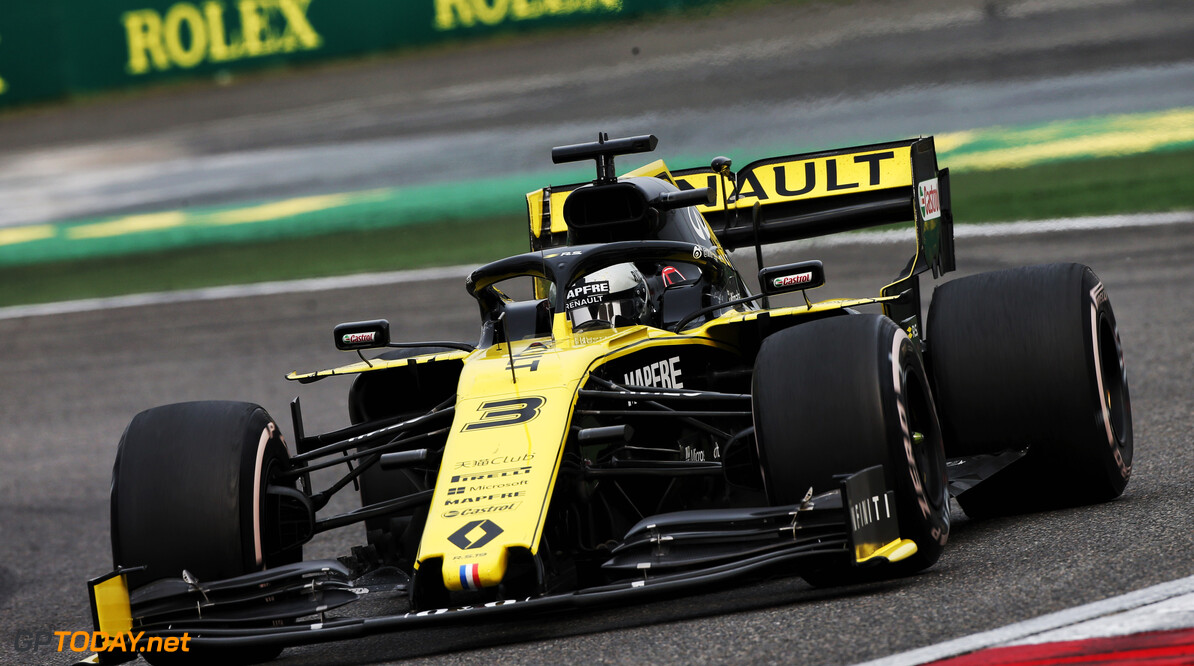 Ricciardo confident Renault can stay in front of the midfield