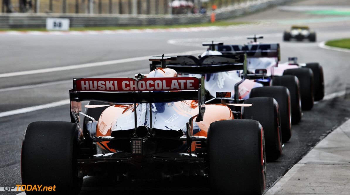 F1 proposes double-header event in China