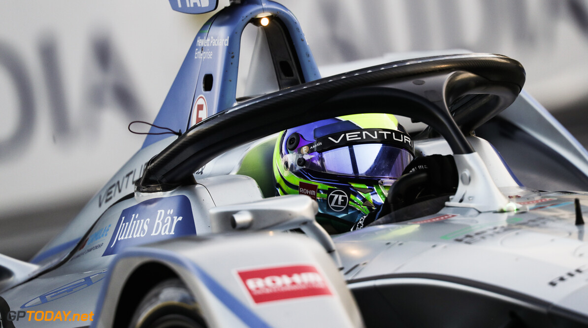 Felipe Massa (BRA), Venturi Formula E, Venturi VFE05   Alastair Staley