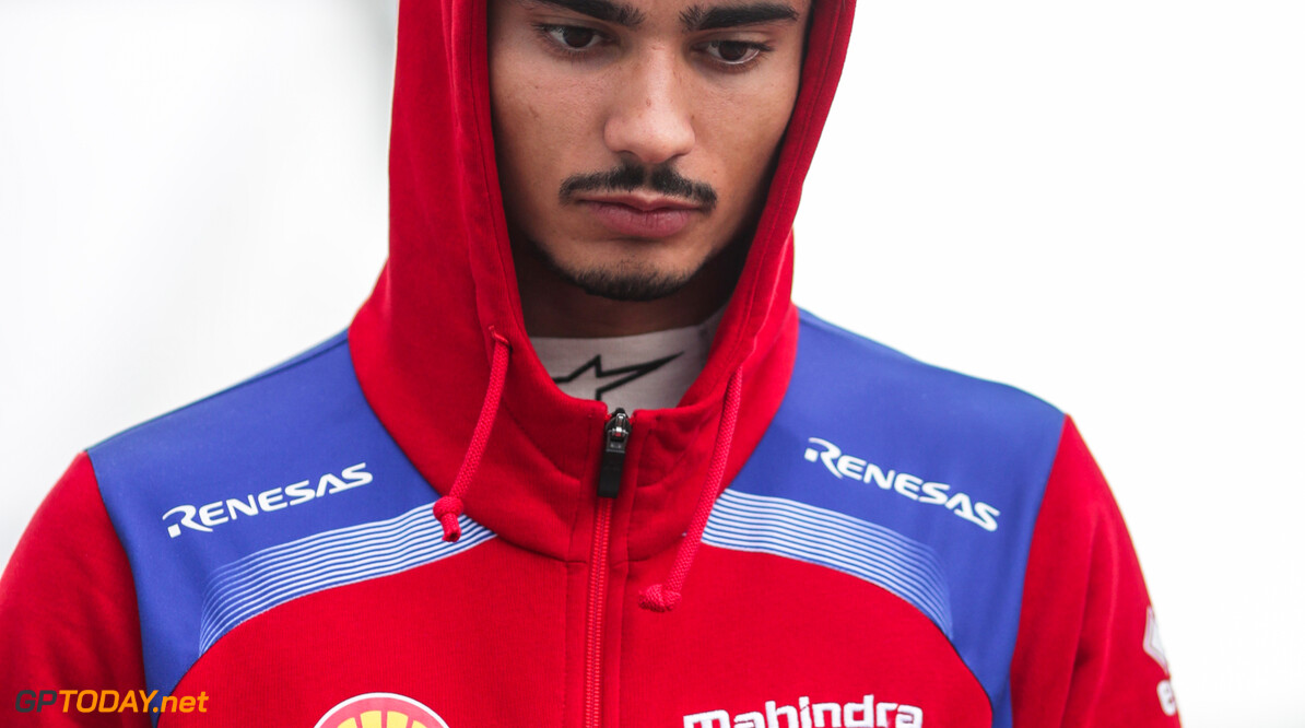 2019 Rome E-prix Pascal Wehrlein (DEU), Mahindra Racing  2019 Rome E-prix Alastair Staley  Italy  portrait electric FE open wheel