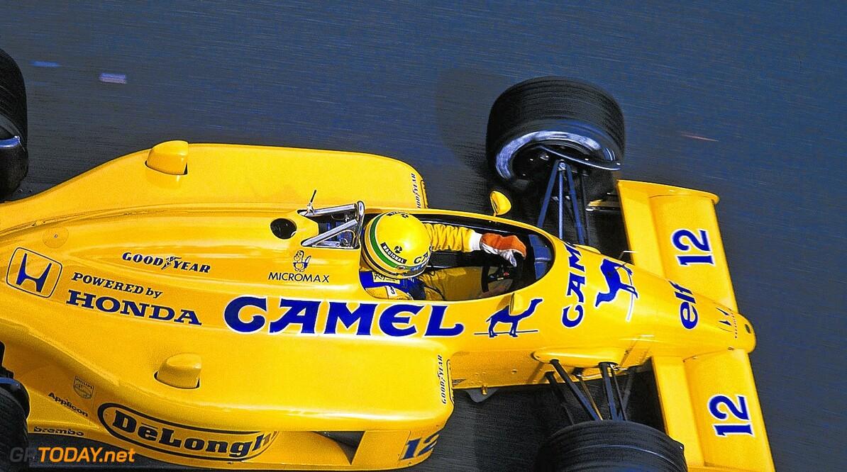 <b>Ayrton Senna Special</b>: Deel 23 - Laatste jaar bij Lotus - Uitstekend seizoen met de 1986-specificatie Honda-motor (1987)