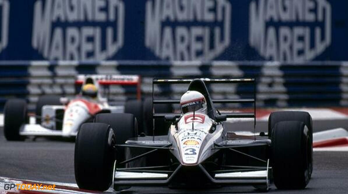 <strong>Ayrton Senna Special:</strong> Teammates 4: Satoru Nakajima