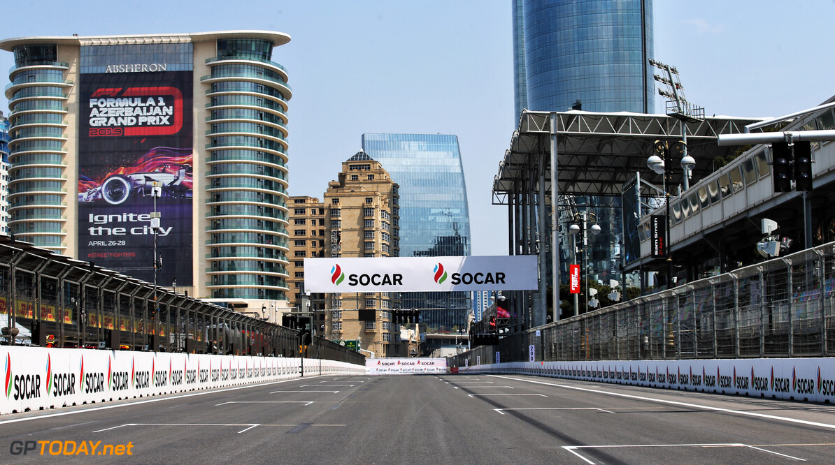 How to watch the Azerbaijan GP this weekend