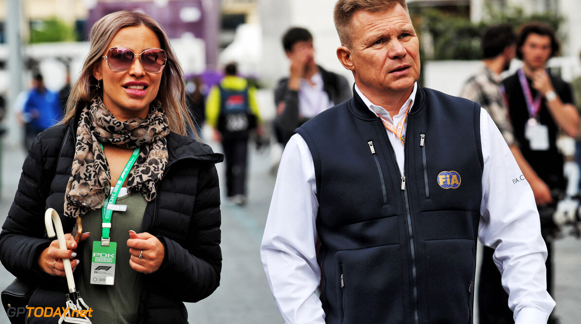 Gaf Mika Salo per ongeluk details over schikking Ferrari en FIA prijs?