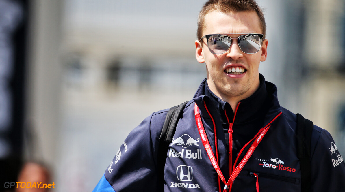 Kvyat calls for the end of Friday running