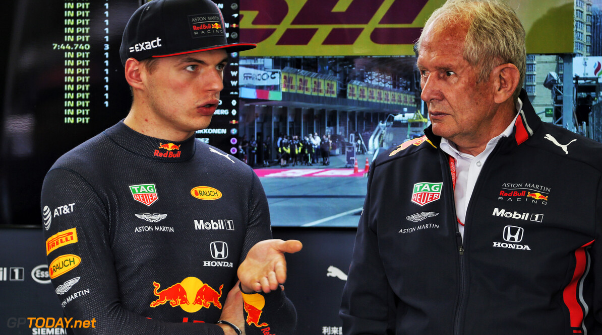 Marko: Renault partly to blame for RB15 issues