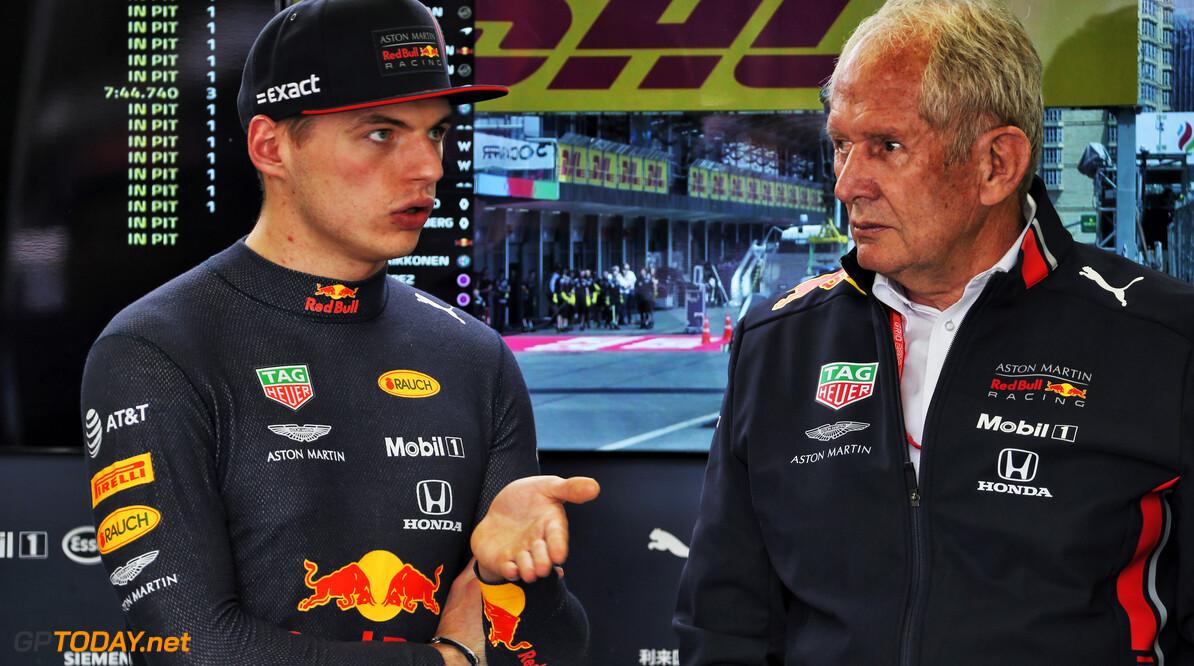 """Marko bang voor vertrek Verstappen: """"Kunnen hem geen winnende auto bieden"""""""
