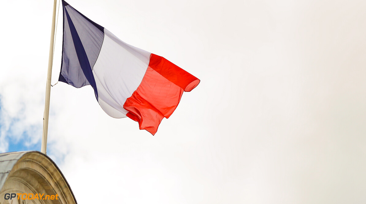 French flag flies over Les Invalides  Alastair Staley