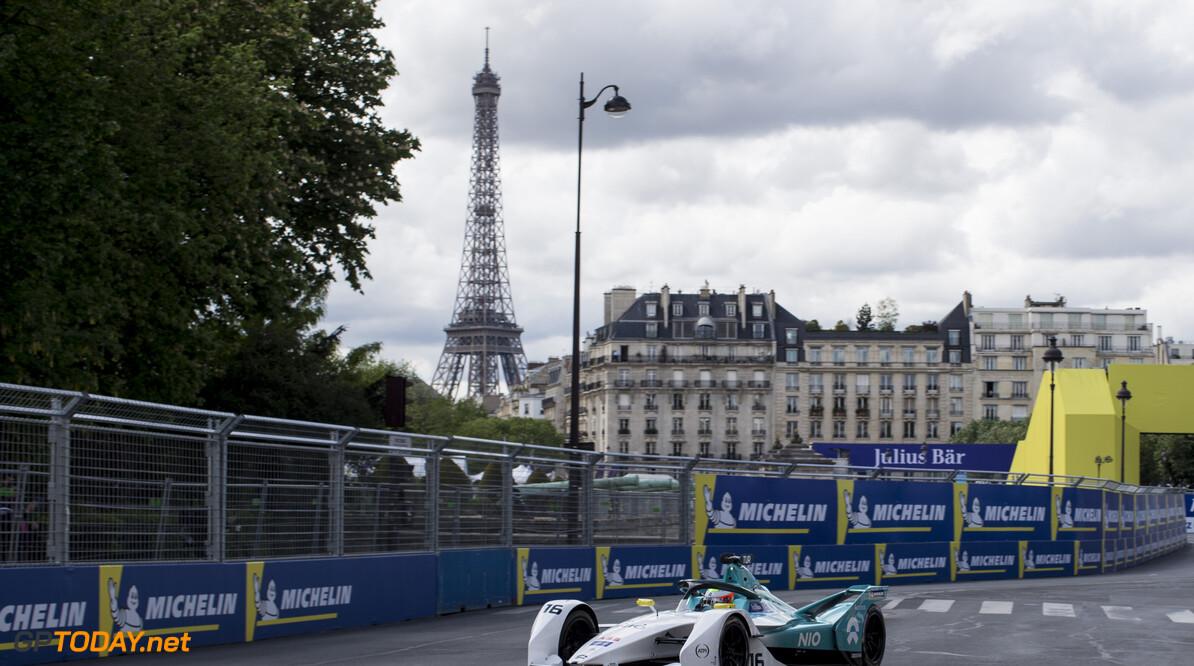 Oliver Turvey (GBR), NIO Formula E Team, NIO Sport 004   Dom Romney