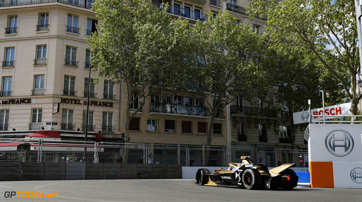 <strong>Paris FP1</strong>: Lotterer leads Buemi in damp conditions