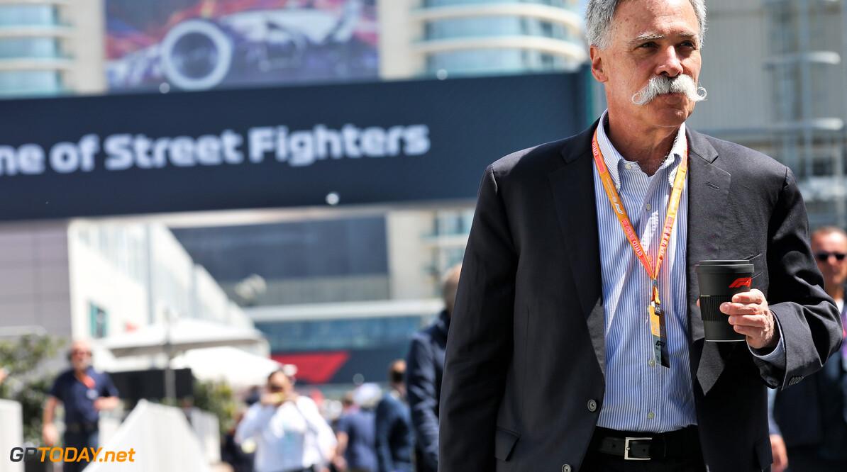 """Carey: """"Pas over een jaar alle problemen met F1 TV verholpen"""""""