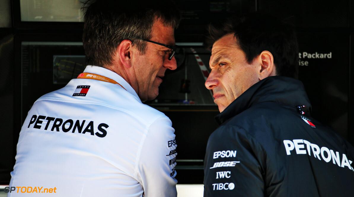 James Allison heeft geen trek in rol als teambaas van Mercedes