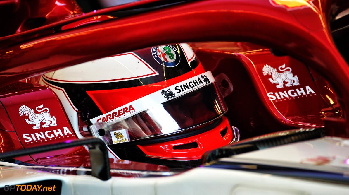 """Raikkonen: """"Het is ruk dat ik te dicht op Hamilton zat tijdens laatste ronde Q3"""""""