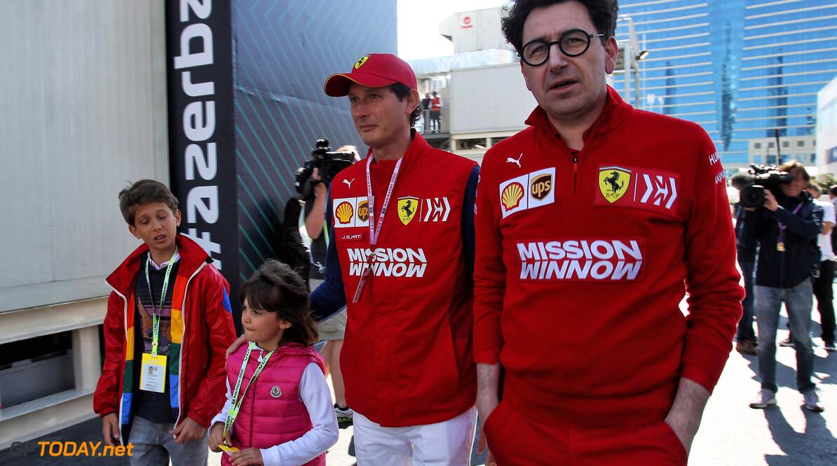 Huidige staat Ferrari doet Binotto denken aan team kort na komst Schumacher