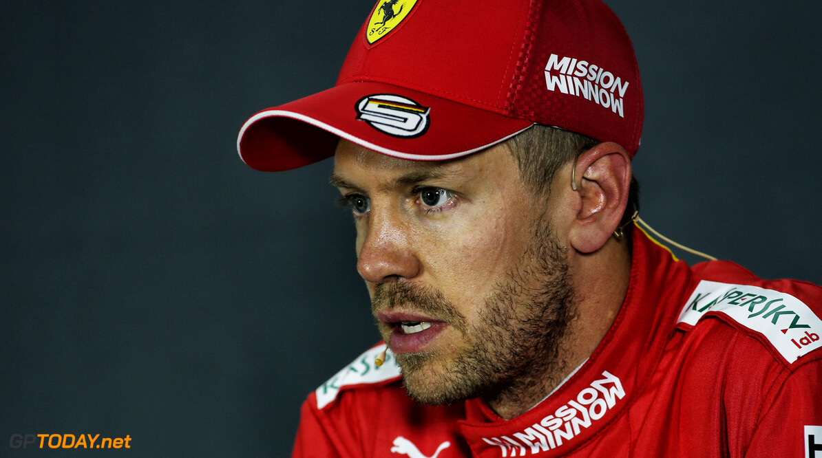 Vettel: I don't need a legacy