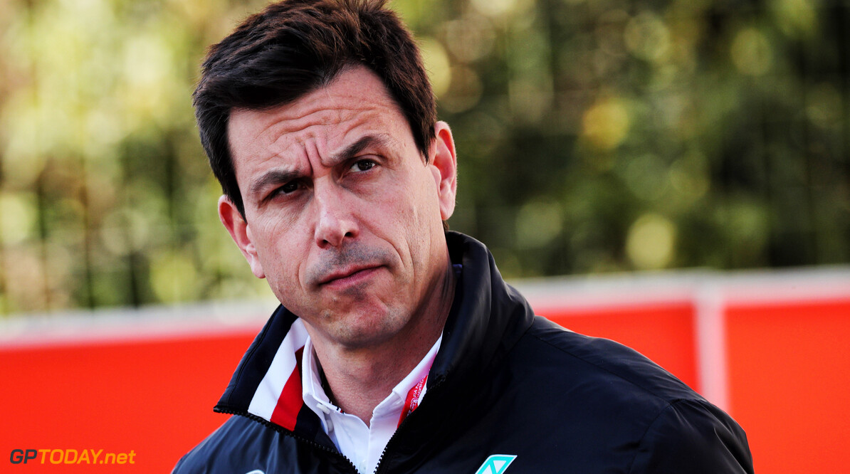 Wolff: Authenticity still on at Mercedes for 2019 despite points gap