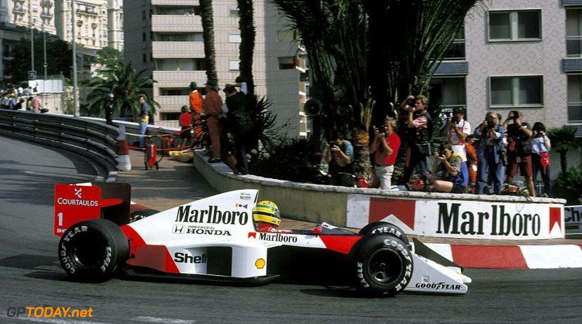 <b>Ayrton Senna Special</b>: Deel 42 - Dramatisch jaar - Gelukkige overwinning in Monaco (1992)