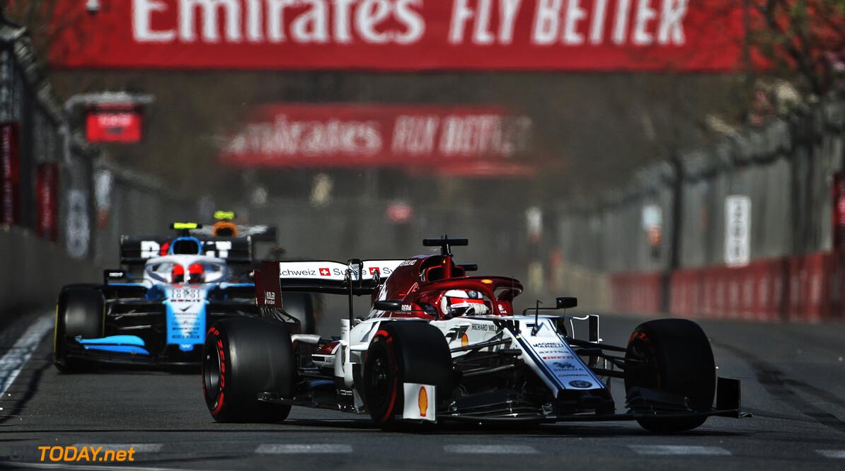 """Raikkonen: """"Alfa Romeo wist na China al van probleem met voorvleugel"""""""
