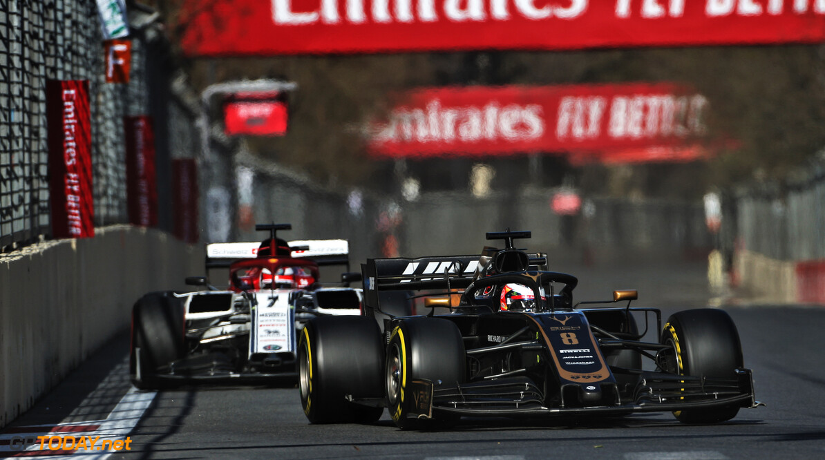 Haas and Alfa Romeo to use upgraded Ferrari power unit in Monaco
