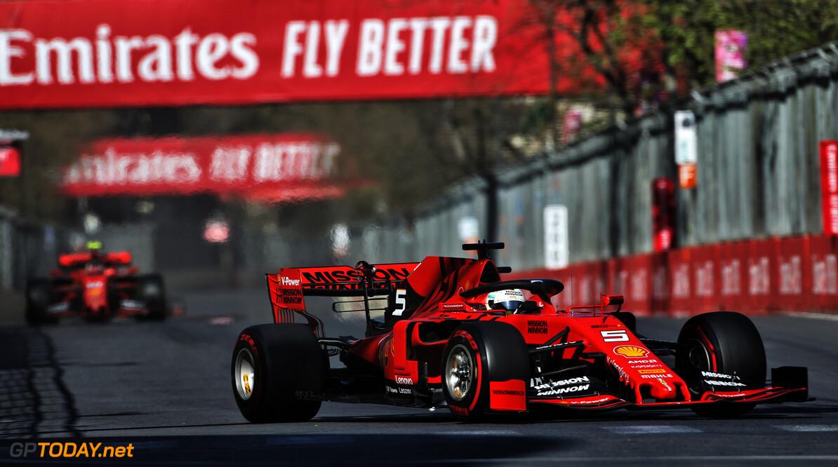 Ferrari to bring power unit upgrade to Barcelona