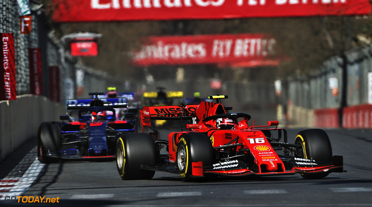 Leclerc ready to do anything to change Ferrari team orders