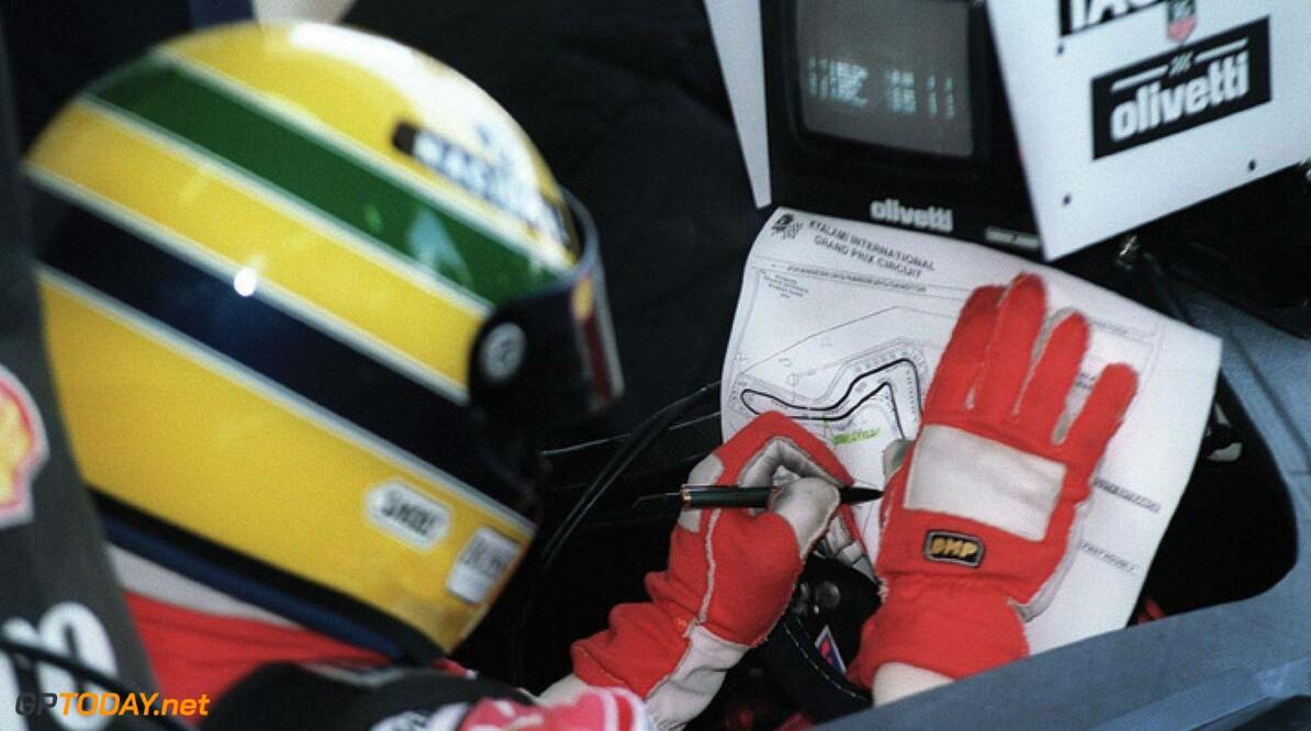 <b>Column:</b> Ayrton Senna